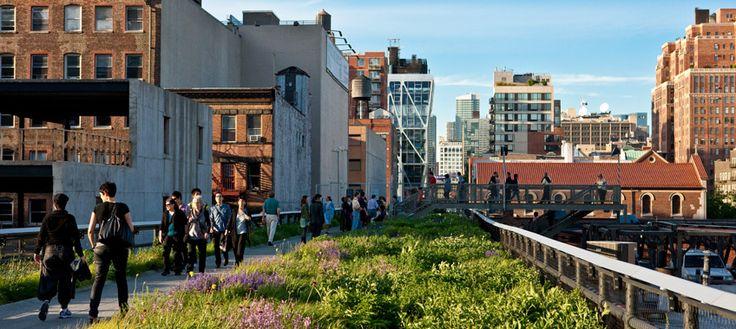 chelsea highline- NYC