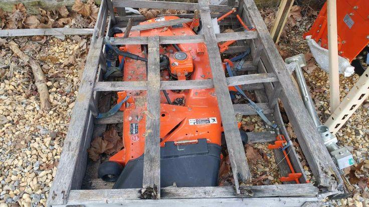 "48"" RCK48-15BX  Mid-Mount Mower Deck for Kubota BX1500 BX2200 Compact Tractors  #Home #Garden #Yard, #Outdoor #Living #RCK48-15BX"