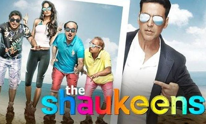 "What's good, what's not in ""The Shaukeens"" - Find here the movie #review http://www.mapsofindia.com/my-india/movies/the-shaukeens-movie-review"