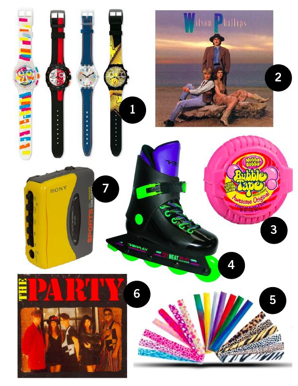 Were you a child of the 90s? 1990s nostalgia