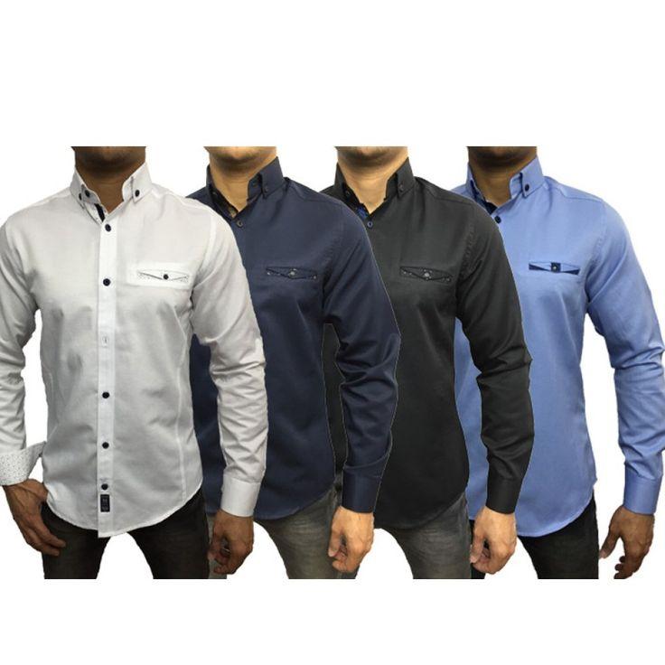 Herren Hemden aus Großhandel und Import