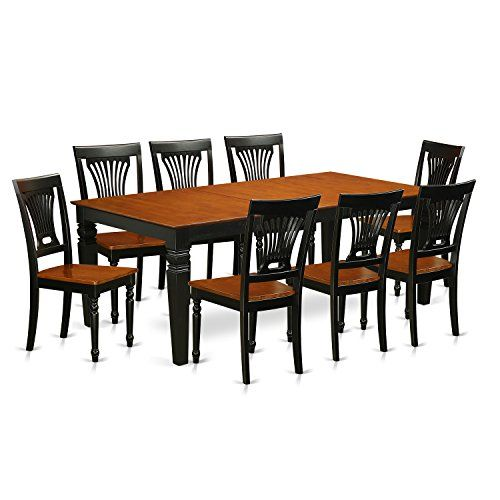 #FeedtheChildren This stunning dining room set is similar to a timeless missionary design and adds a sophisticated, modern touch to any kitchen or dining area. ...