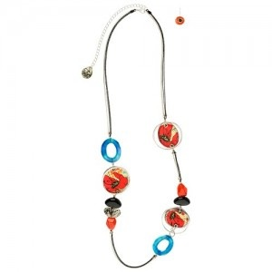 NECKLACES - LALO TREASURES  Weigh – 0,092 kg    Size - Round - 102 cm/ Round+Ext. - 118 cm