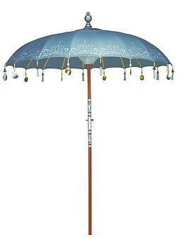 Silver Sands Sun Umbrella