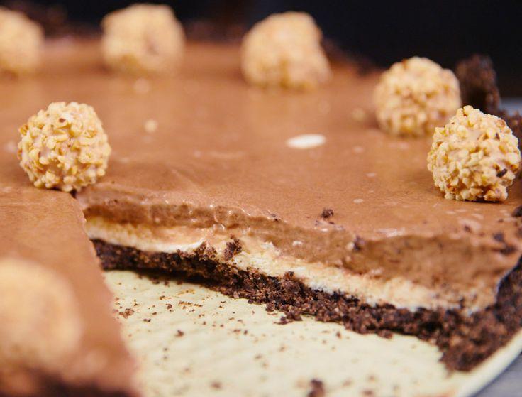Nutella Oreo Käsekuchen ohne Backen von Hannah Kocht Einfach