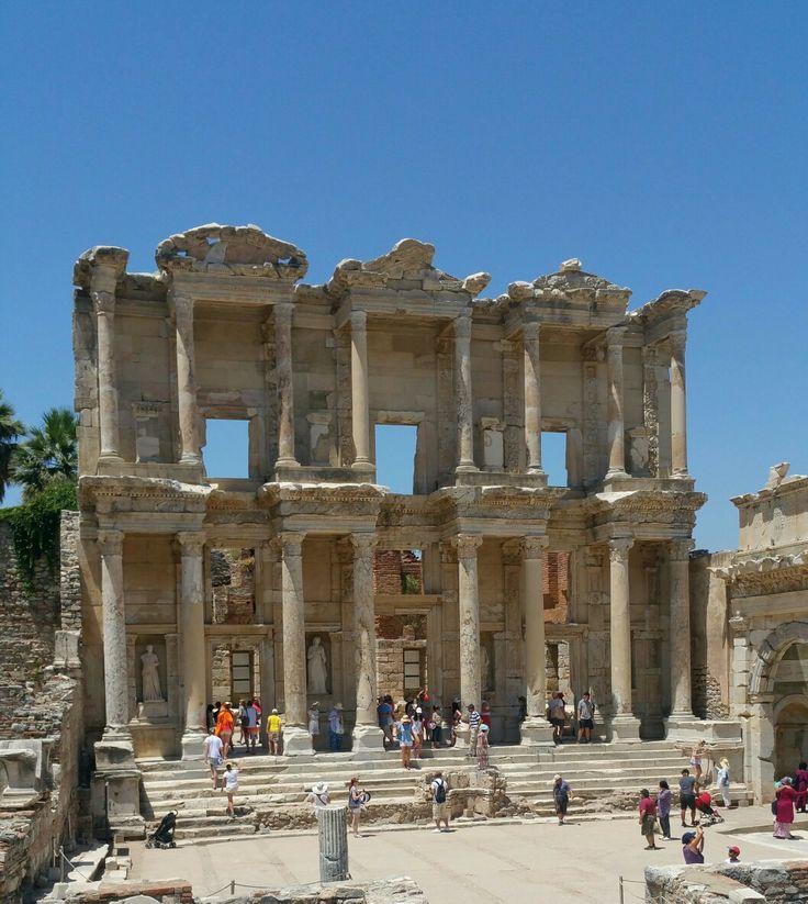 İzmir -Selçuk - Efes