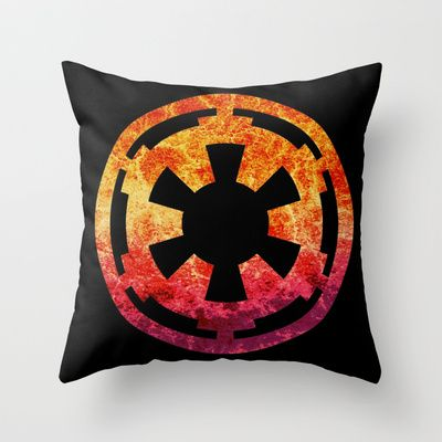 Star Wars Imperial Explosion Throw pillows, Products and War