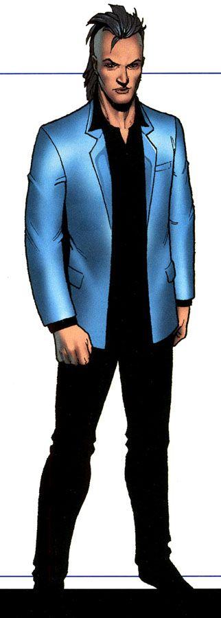 Daken by Steve Dillon via Comic Vine