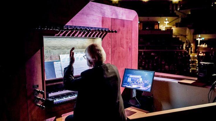 Organ TivoliVredenburg - AHH