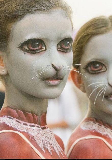 Cinema Makeup School Nelly Recchia Face Off Amp More