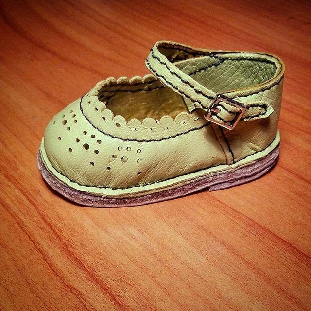 Новый сандалик готов, завтра второй и тонировочка