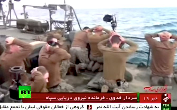 US Sailors Freed by Iran, But Their Humiliation Persists #Iran...: US Sailors Freed by Iran, But Their Humiliation Persists #Iran… #Iran