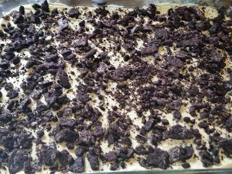 Oreo Dirt Pudding Recipe by starman36 - Cookpad