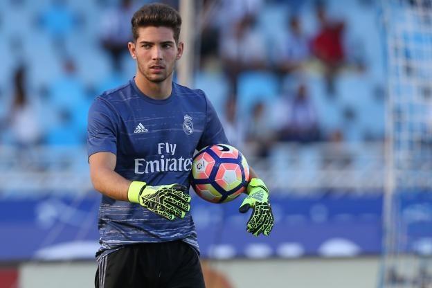 Entré en fin de match face à une équipe All Stars de la MLS, en amical, Luca Zidane a disputé son premier match avec l'équipe entraînée par son père, Zinédine..