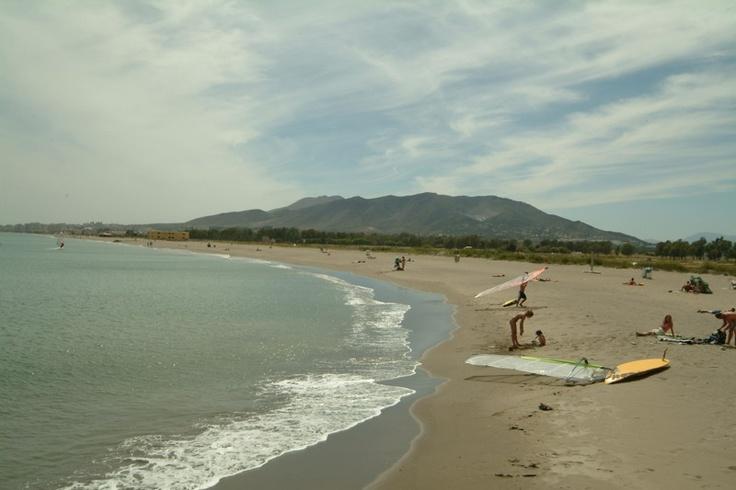 Playa Golf Beach, Malaga