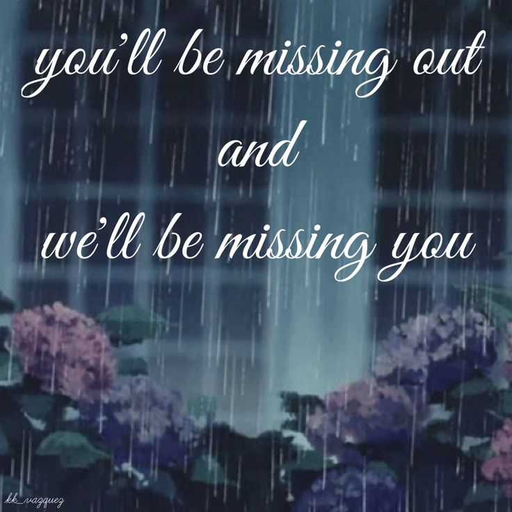 Lyric i ll be missing you lyrics : missing you all time low - Google Search   • A T L •   Pinterest
