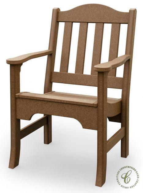 Hookton Patio Chair. Amish FurnitureOutdoor FurniturePatio ChairsPatios Plastic Part 61