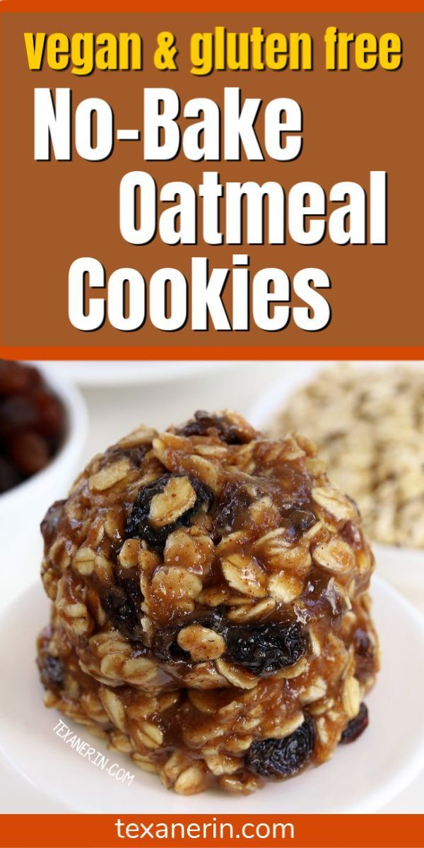 Easy No Bake Oatmeal Cookies Are Perfect For A Quick Dessert