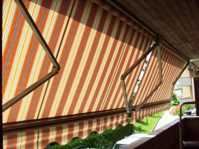 Tenda a braccio estensibile - tende da sole #awnings