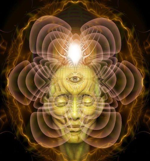 Pouyan Khosravi - Pineal Visions / Sacred Geometry <3