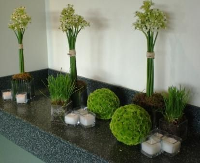 Best Earthy Floral Arrangements Images On Pinterest Floral - Unique natural flower arrangements for home