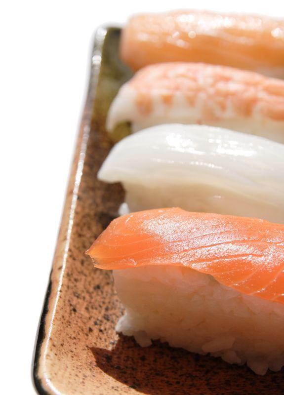 Receta de Nigiri sushi