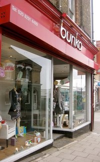 Bunka is a boutique and gift shop that's well supported in the SE23 community