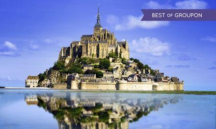 Le Mont-Saint-Michel : 1 à 3 nuits avec petits déjeuners et dîner en option à l'hôtel de la Digue pour 2 personnes
