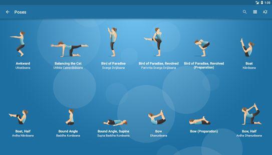 Pocket Yoga – miniaturka zrzutu ekranu