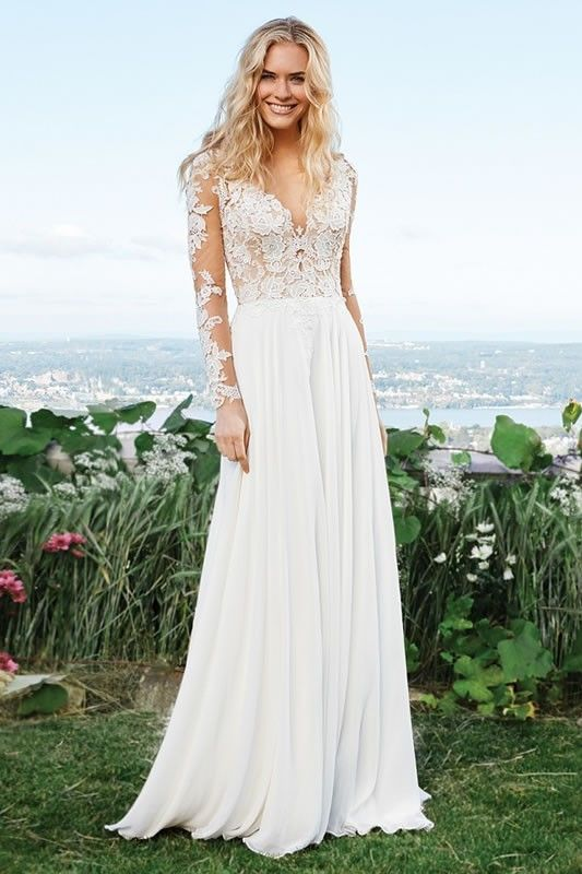 Lillian West Wedding Dress FW2016 6422