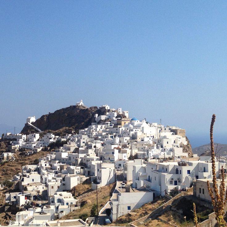Άνω Χώρα - Ano Chora Serifos Greece