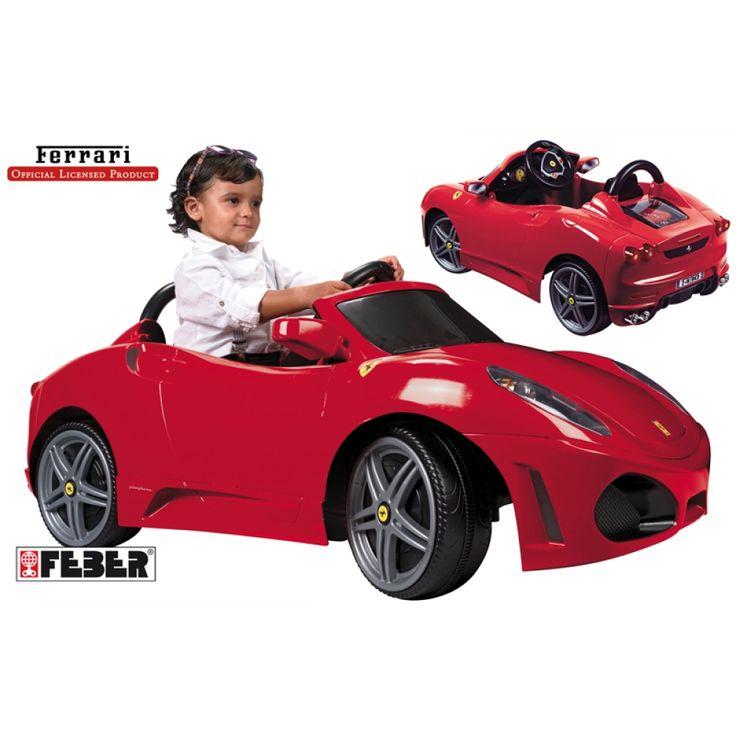 Montable Feber Rojo Ferrari F430 *Hasta agotar existencias*