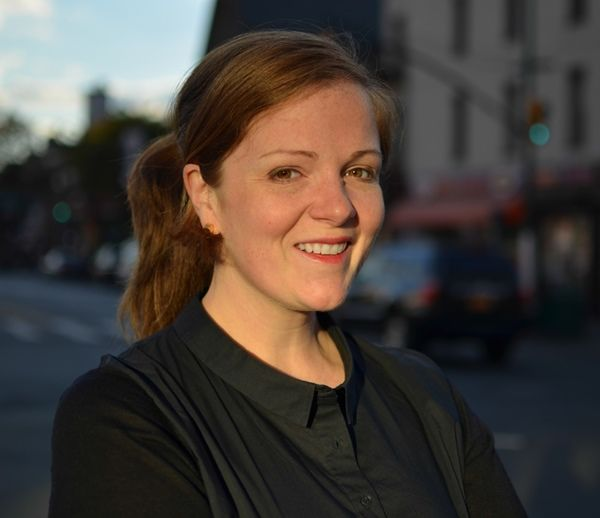 Cathleen Chaffee Curator At Albright Knox Art Gallery Photo Courtesy Of