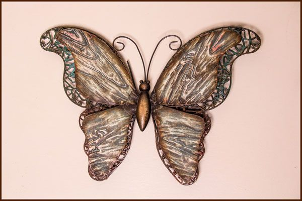 Garden and Home Decor Shop Butterfly  47x4x35cm
