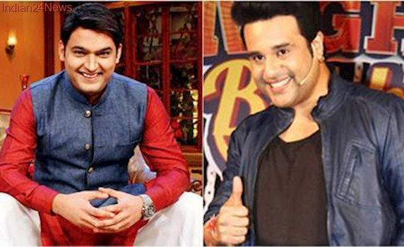 Krushna Abhishek ends spat with Kapil Sharma, looks forward to collaborate with him for a show