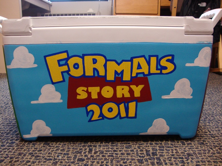 painted coolers – Google Search  – Coolers