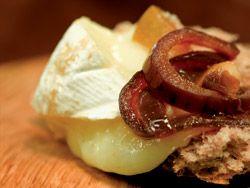 Castello®brie et churtney oignons rouges