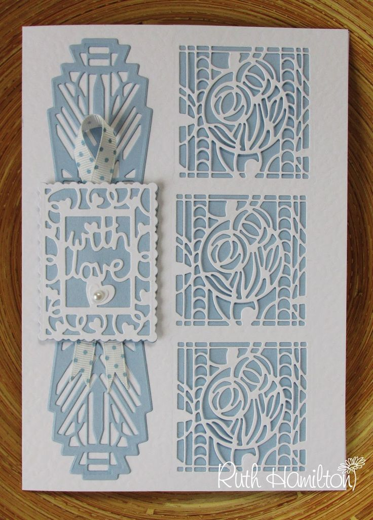 A Passion For Cards: New Tonic Studios release - patchwork dies
