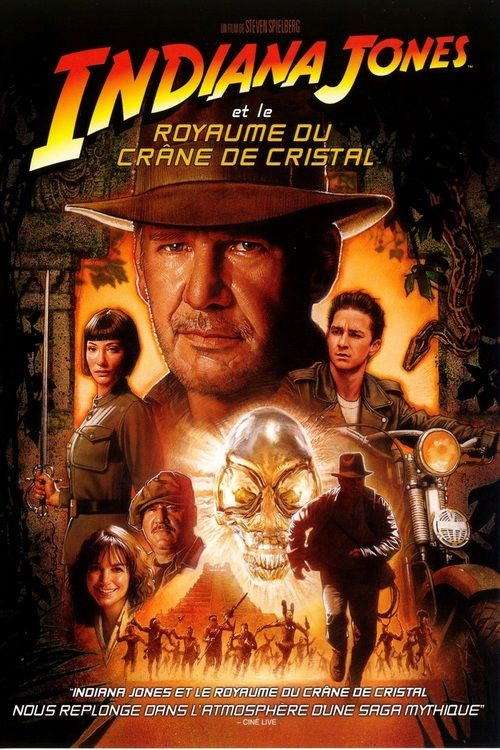 Watch Indiana Jones and the Kingdom of the Crystal Skull Full Movie Online