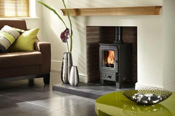 Villager Puffin stoves - villager puffin - Vilager Puffin multifuel stove UK