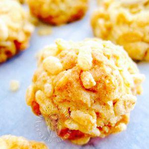 rice bubble horlicks cookies