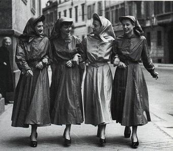 Abiti Vintage di Mila Schon  – Vintage photo Gallery