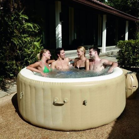 30 best spas spas gonflables images on pinterest whirlpool bathtub jacuzzi and bubble baths. Black Bedroom Furniture Sets. Home Design Ideas