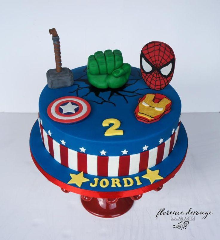 42 best Hulk Cakes images on Pinterest Hulk cakes Cakes and