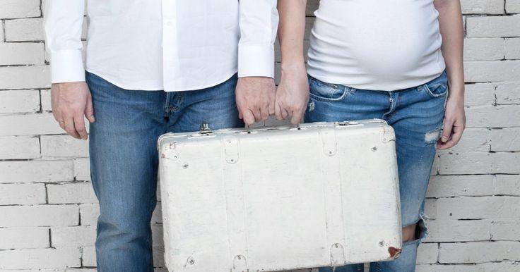 Préparer la valise pour l'hôpital