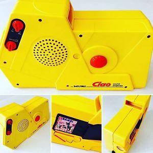 Gioco Vintage Proiettore MUPI CIAO + 1 un Filmino BAMBI | eBay