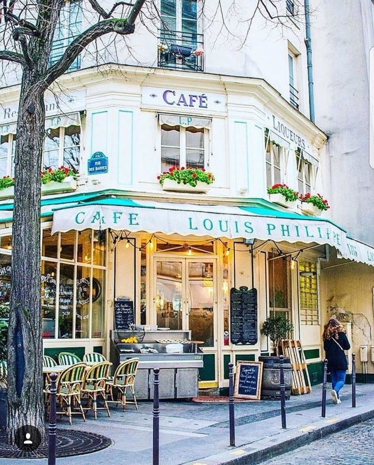 Café Louis Philippe - Paris