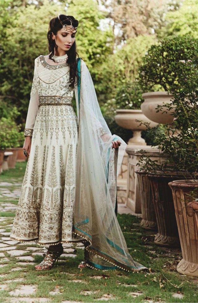like a Mughal princess