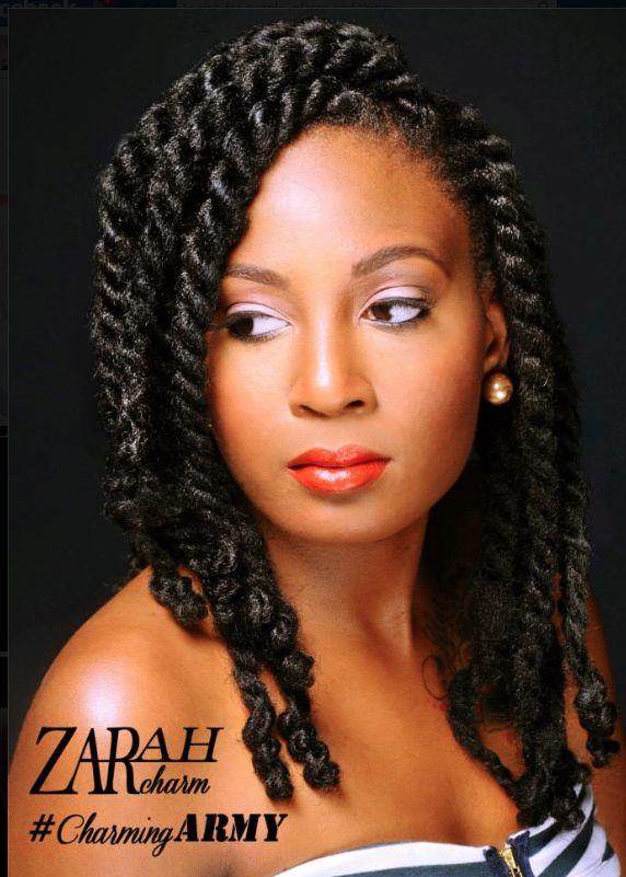 Havana Twists by natural hair stylist Zarah Charm www ...