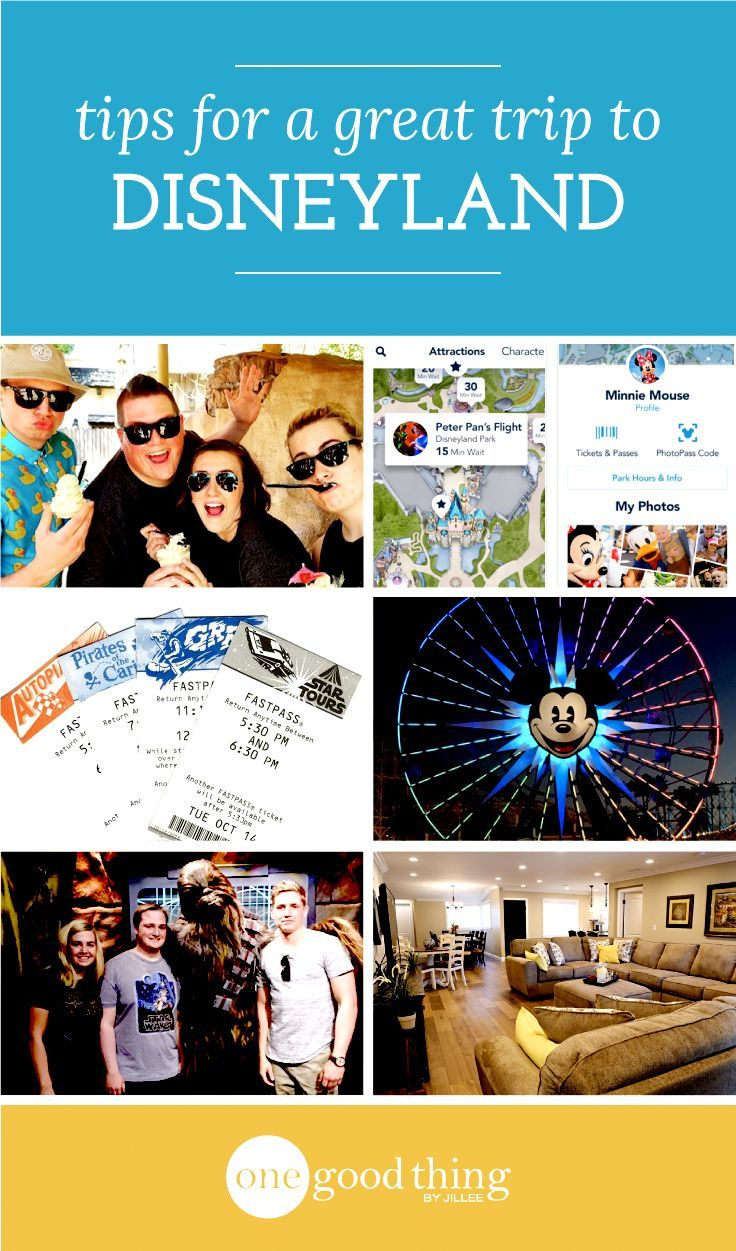 Our best tips & tricks for a MAGICAL family vacation at The Happiest Place On Earth! :-)